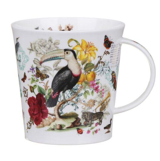 Voyage of Discovery Bird Cairngorm Shape Mug