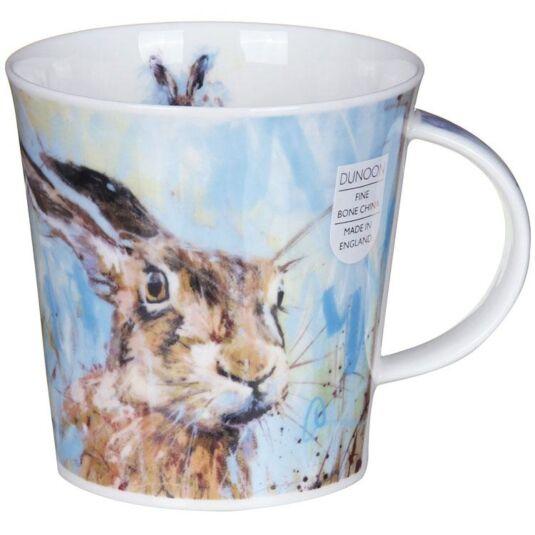 Animals In Art Hare Cairngorm Shape Mug