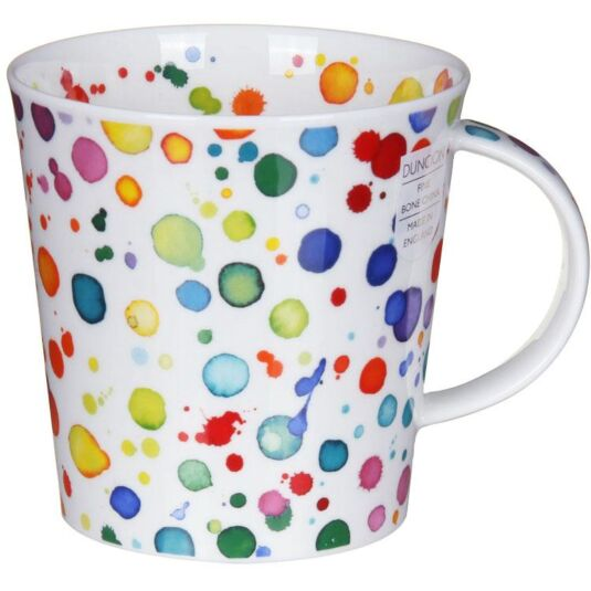 Splat! Cairngorm Shape Mug