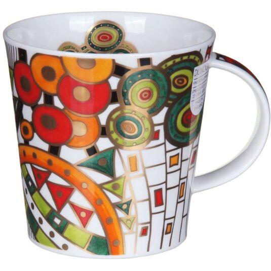 Splendido Circles Cairngorm Shape Mug