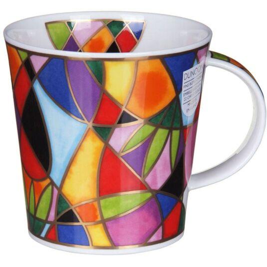 Splendido Solid Cairngorm Shape Mug