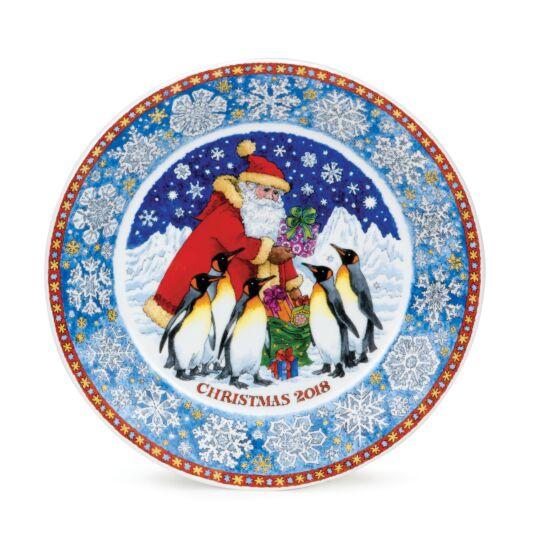 Christmas 2018 Plate