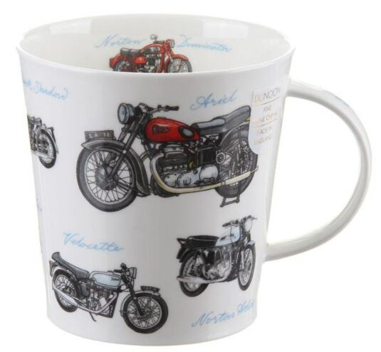 Classic Collection Bikes Cairngorm shape Mug