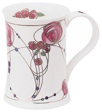 Rothsay Pink Cotswold shape Mug