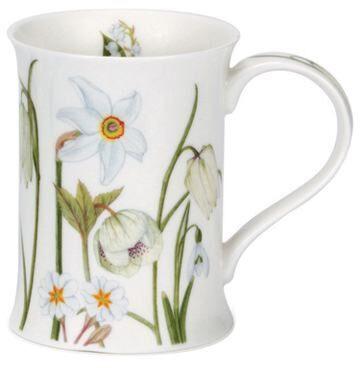 Sonata White Cotswold shape Mug