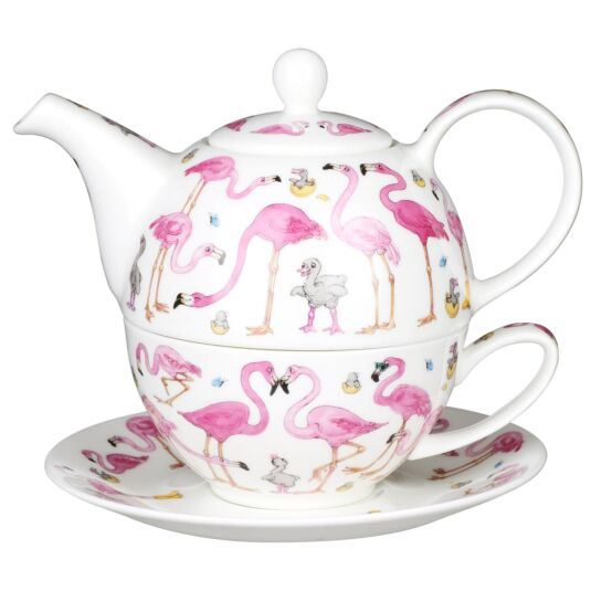 Flamboyance Tea for One