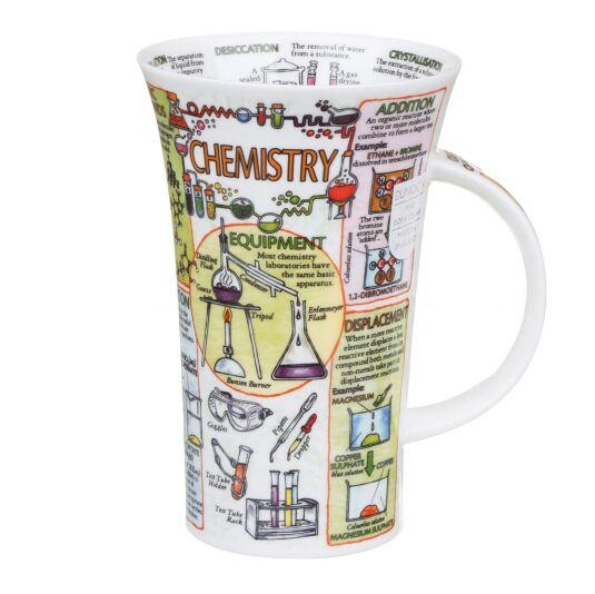 Chemistry Glencoe Shape Mug