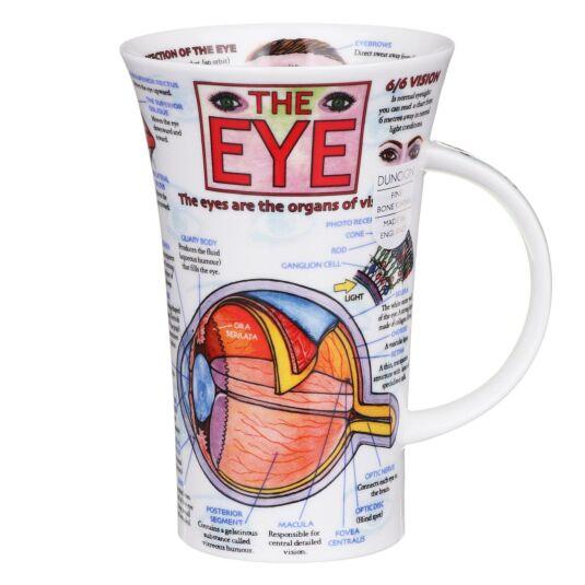 The Eye Glencoe Shape Mug