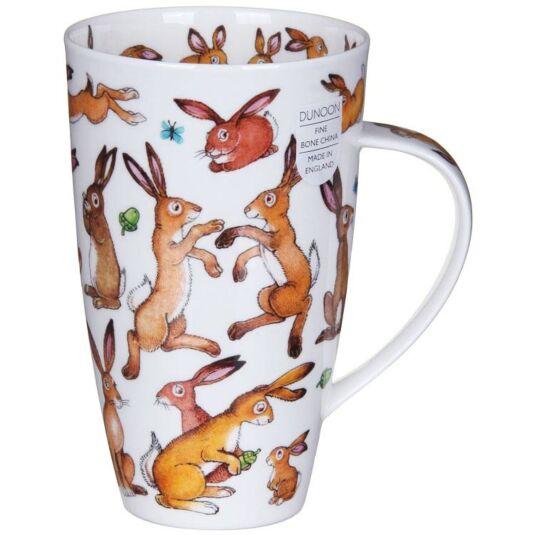 Happy Hares Henley Shape Mug