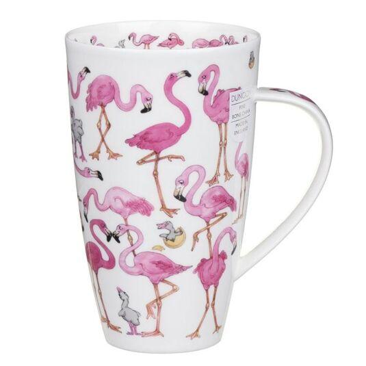 Flamboyance Henley Shape Mug