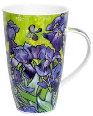 Impressionists Iris Henley shape Mug