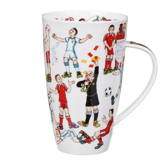 Kick Off Henley Shape Mug