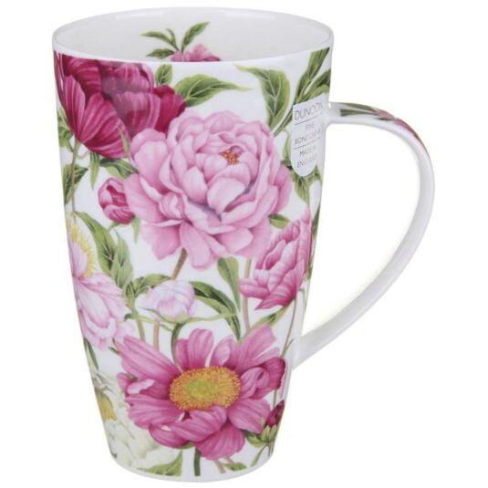 Peonies Henley shape Mug
