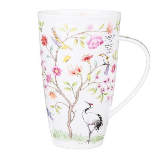 Tsuru White Henley Shape Mug