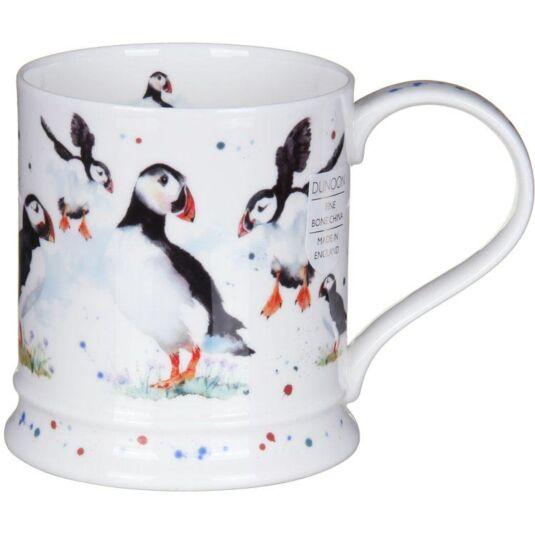 Puffins Iona Shape Mug