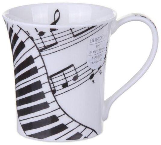 Ivory Jura shape Mug