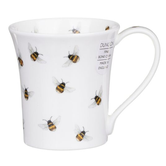 Flitterbugs Bee Jura Shape Mug
