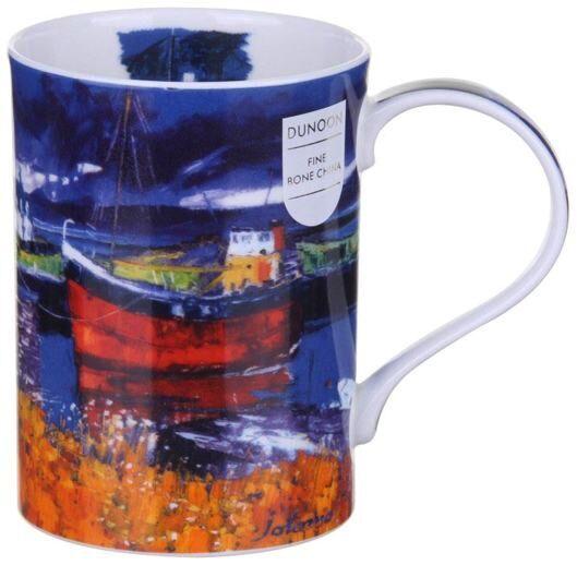 Dunoon Jolomo Boat Kent Shape Mug Temptation Gifts