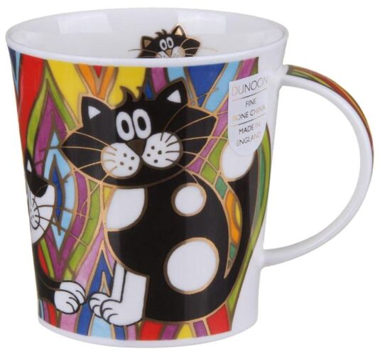 Catastic Diamonds Lomond shape Mug