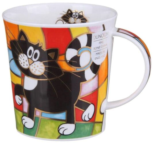 Catastic Squares Lomond shape Mug