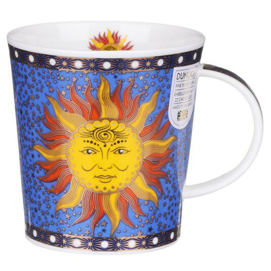 Celestial Sun Lomond Shape Mug