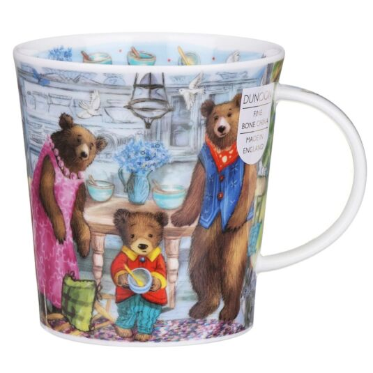 Fairy Tales Goldilocks Lomond Shape Mug