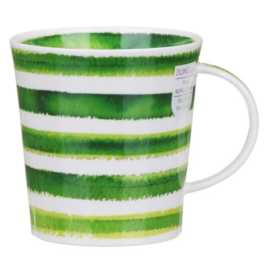 Hoopla! Lime Lomond Shape Mug