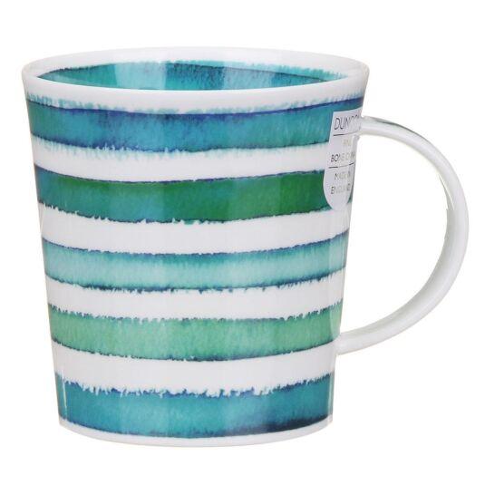 Hoopla! Turquoise Lomond Shape Mug