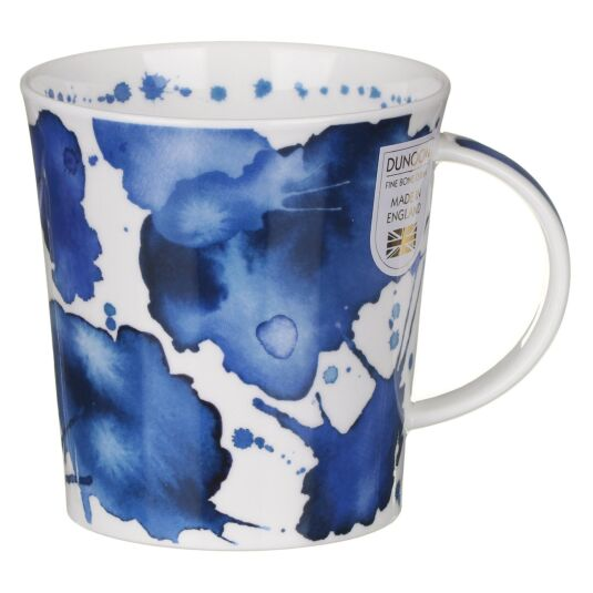 Splosh! Blue Lomond Shape Mug