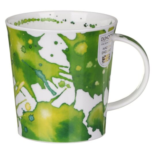 Splosh! Green Lomond Shape Mug