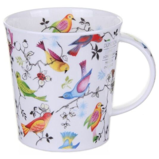 Paradise Bird Lomond Shape Mug