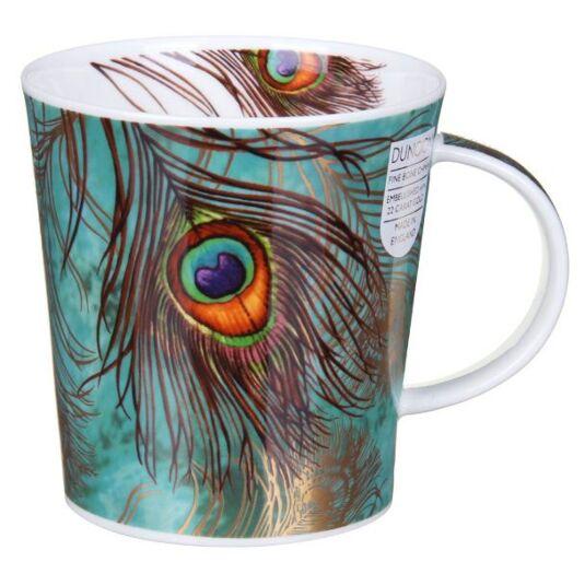 Shakila Green Lomond Shape Mug