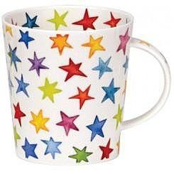 Starburst Lomond shape Mug
