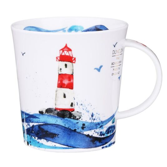 Wavelength Shiny Lighty Lomond Shape Mug