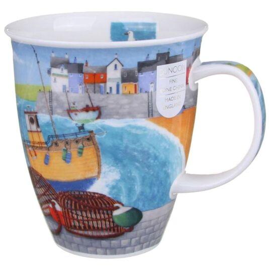 Ahoy Lobster Pot Nevis shape Mug