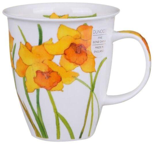 Flora Daffodil Nevis shape Mug