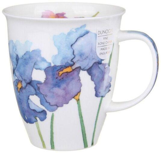 Flora Iris Nevis shape Mug
