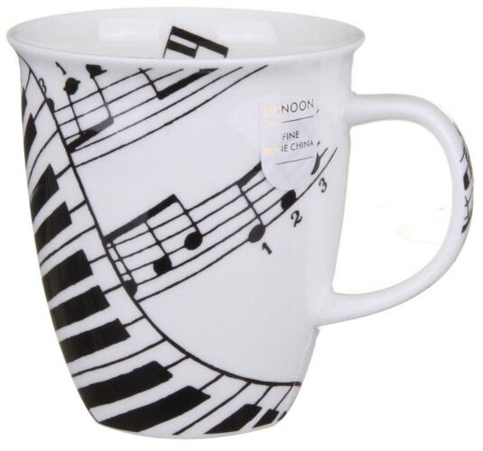Ivory Nevis shape Mug