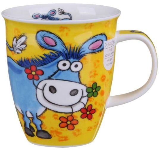 Munch Bunch Donkey Nevis shape Mug