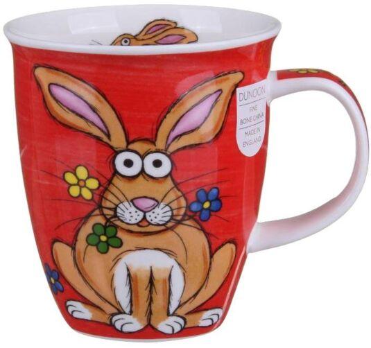 Munch Bunch Hare Nevis shape Mug