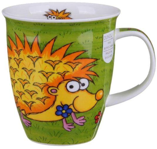 Munch Bunch Hedgehog Nevis shape Mug