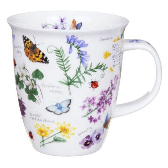 Nectar Vetch Nevis Shape Mug