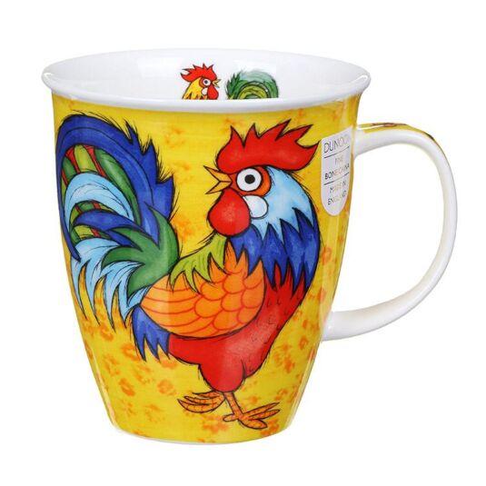 Rooster Nevis Shape Mug
