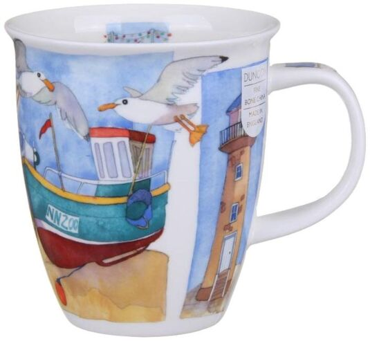Sea Breeze Lighthouse Nevis shape Mug