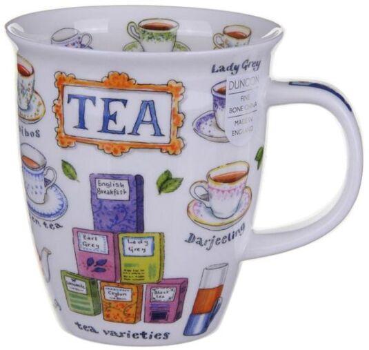 Tea Nevis shape Mug