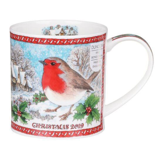 Christmas 2019 Orkney Shape Mug