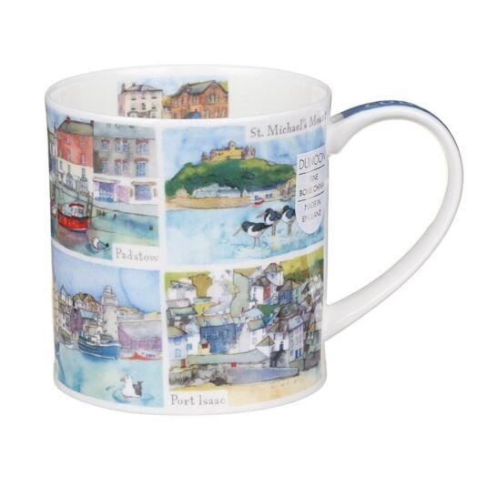 Cornwall Orkney Shape Mug
