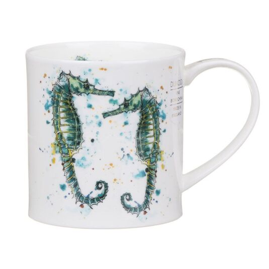 Dollyhotdogs Ocean's Bounty Orkney Shape Mug