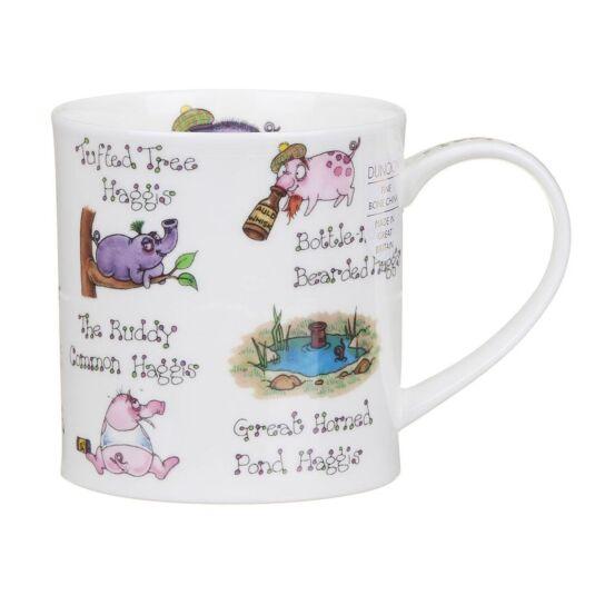 Machoots Haggis Orkney Shape Mug