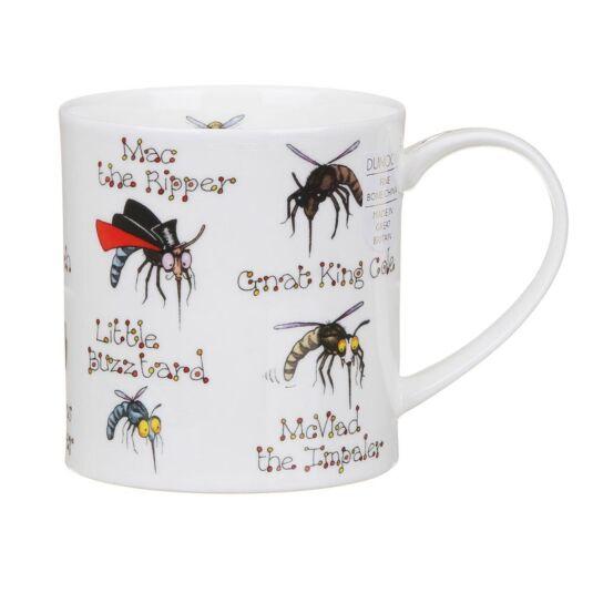 Machoots Midges Orkney Shape Mug